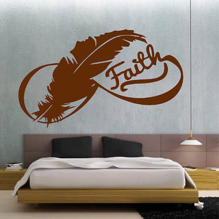 Decor Villa Faith Wall Decal & Sticker