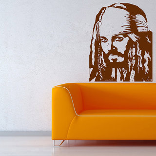 Decor Villa Jack Sparrow Wall Wall Decal & Sticker