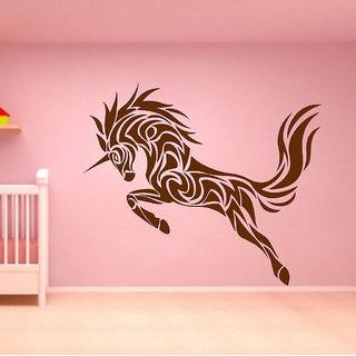 Decor Villa Unicorn Wall Decal & Sticker