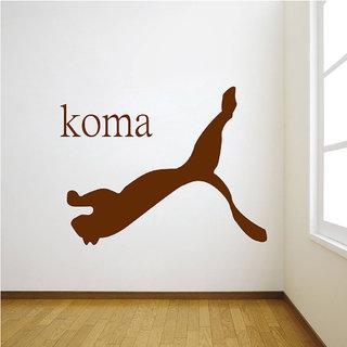 Decor Villa Koma Wall Decal & Sticker