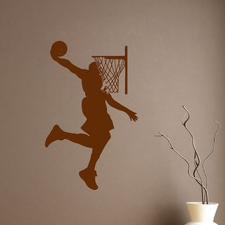 Decor Villa Basket Ball Wall Decal & Sticker