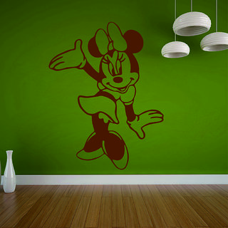 Decor Villa Micky Wall Decal & Sticker
