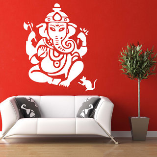 Decor Villa Shri Ganesha Wall Decal & Sticker