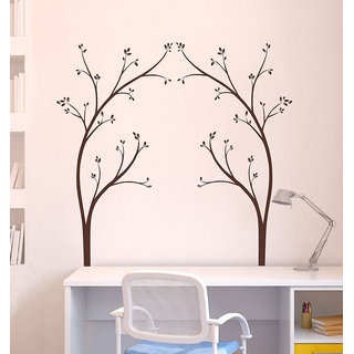 Decor Villa Two Cute Wall Decal & Sticker