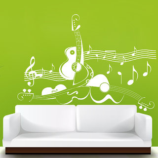 Decor Villa Music Wall Decal & Sticker