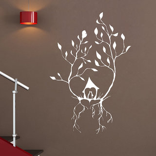 Decor Villa Swirl Wall Decal & Sticker