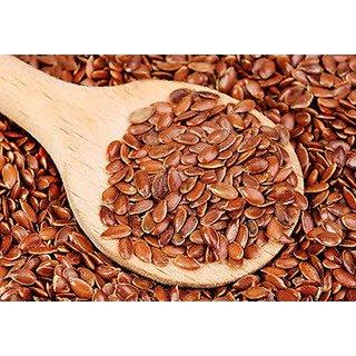 1 K.G. Flax Seeds/Alsi Seeds /Alasi/ Linseed Premium Organic Non Roasted