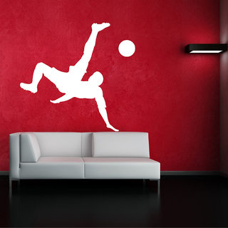 Decor Villa Let'S Football Wall Decal & Sticker