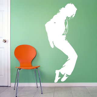 Decor Villa Michael Jackson Wall Decal & Sticker