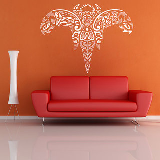 Decor Villa Devil Wall Decal & Sticker