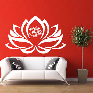 Decor Villa Om Wall Decal & Sticker