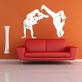 Decor Villa Hip Hop Wall Decal & Sticker