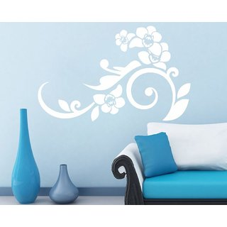 Decor Villa Flower 5 Wall Decal & Sticker