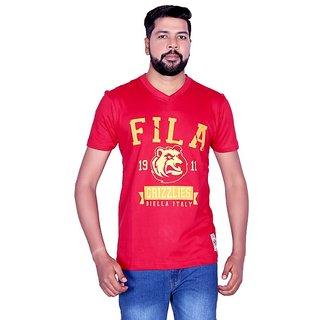 FILA MENS ROUND NECK T-SHIRT