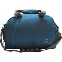 Donex Duffle Bag Cum Backpack For Gym/Travel Blue