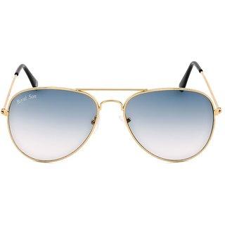 Royal Son UV Protected Round Unisex Sunglasses