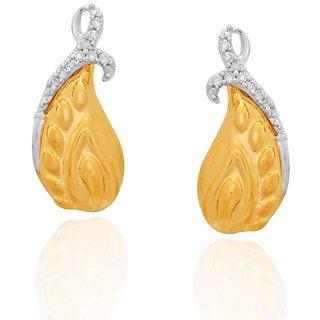 Shuddhi Diamond Earrings VDE00188SI-JK18Y