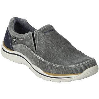 Skechers Expected Avillo Men's Blue Sneakers Shoes