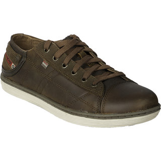 Skechers Sorino Men's Brown Sneakers Shoes