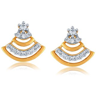 Asmi Diamond Earrings AAET152SI-JK18Y