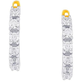 Gili Diamond Earrings CE607SI-JK18Y