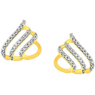 Gili Diamond Earrings DE835SI-JK18Y