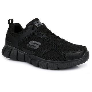 Skechers Equ. 2.0 Men's Black Sport Shoes