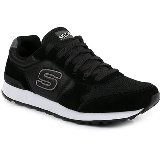Skechers Og 85 Men's Black Sport Shoes