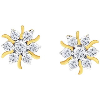 Nakshatra Diamond Earrings NERA172CSI-JK18Y