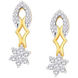 Shuddhi Diamond Earrings NERA443SI-JK18Y