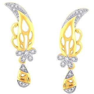 Sangini Diamond Earrings ADE00477SI-JK18Y