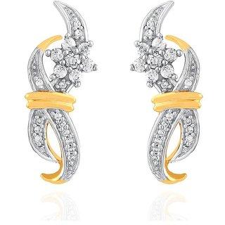 Nakshatra Diamond Earrings NERA029SI-JK18Y