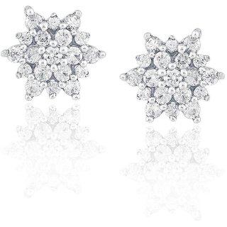 Nakshatra Diamond Earrings NERA094BSI-JK18Y