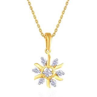 Nakshatra Diamond Pendant NPA499SI-JK18Y