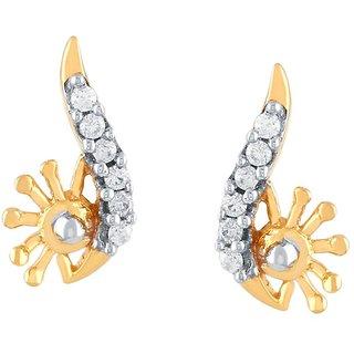 Sangini Diamond Earrings ADE00582SI-JK18Y