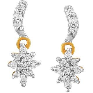 Sangini Diamond Earrings E24B00162SI-JK18Y