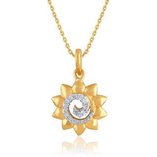 Gili Diamond Pendant YPK507SI-JK18Y