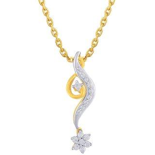 Nakshatra Diamond Pendant SAP261SI-JK18Y