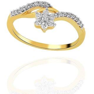 Nakshatra Diamond Ring NRC1006SI-JK18Y