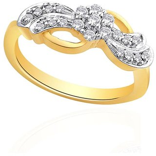 Nakshatra Diamond Ring NRC114SI-JK18Y