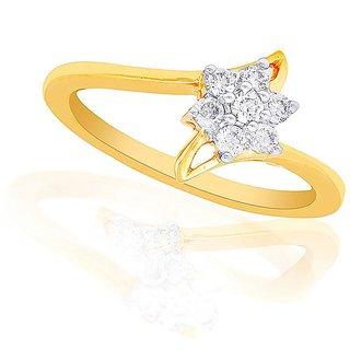 Nakshatra Diamond Ring NRC599SI-JK18Y