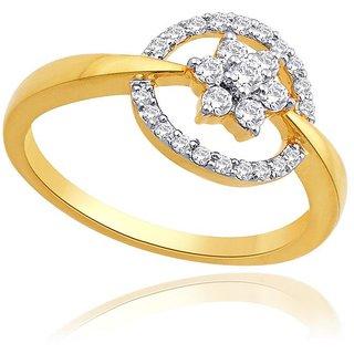 Nakshatra Diamond Ring NRC557SI-JK18Y