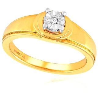 Nirvana Diamond Ring PR24553SI-JK18Y