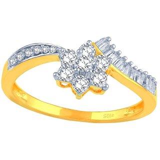 Nakshatra Diamond Ring NRC257ASI-JK18Y