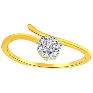 Nakshatra Diamond Ring NRC1137SI-JK18Y