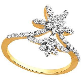 Nakshatra Diamond Ring NRC572SI-JK18Y