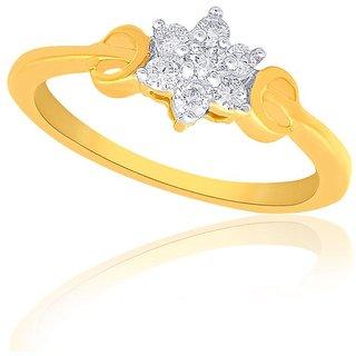 Nakshatra Diamond Ring NRC595SI-JK18Y
