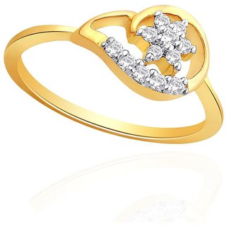 Nakshatra Diamond Ring NRC481SI-JK18Y