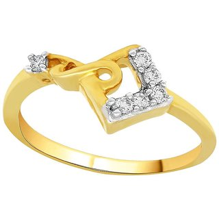 Sangini Diamond Ring IDR00745SI-JK18Y