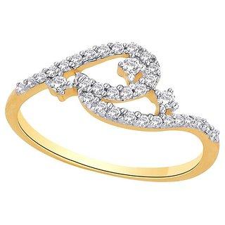 Asmi Diamond Ring PRA1R3258SI-JK18Y